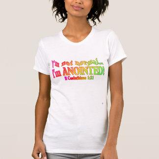 私は塗られます! Tシャツ