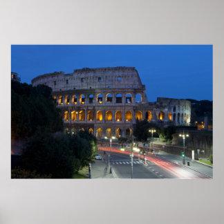 私は夜までにColosseumを愛します ポスター