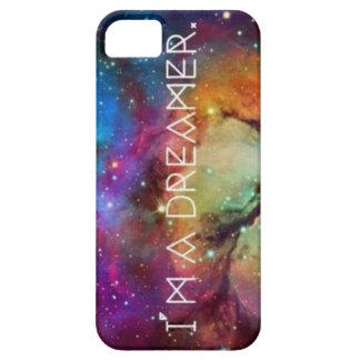 """""""私は夢みる人""""の宇宙の銀河系のiPhoneの場合です iPhone SE/5/5s ケース"""