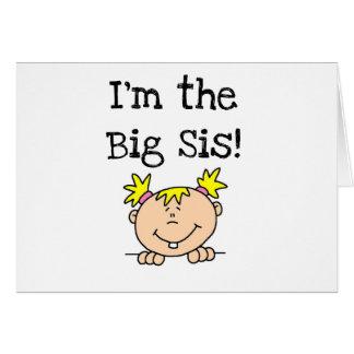 私は大きいSisです カード