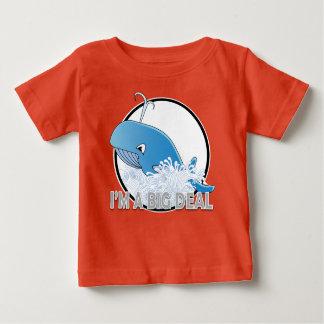 私は大事-ベビーの素晴らしいジャージーのTシャツのです ベビーTシャツ