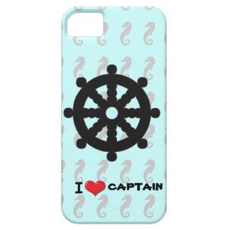 私は大尉の例を愛します iPhone SE/5/5s ケース