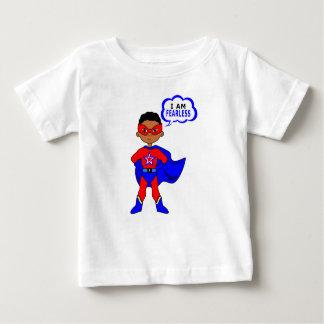私は大胆不敵です ベビーTシャツ