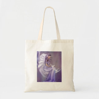私は天使で信じます トートバッグ