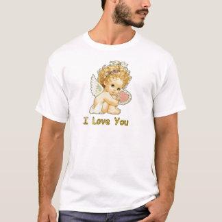 私は天使愛します Tシャツ