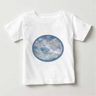 私は天国-数々の項目からあります ベビーTシャツ
