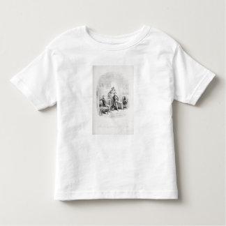 私は失敗の知人を作ります。 Mowcher トドラーTシャツ