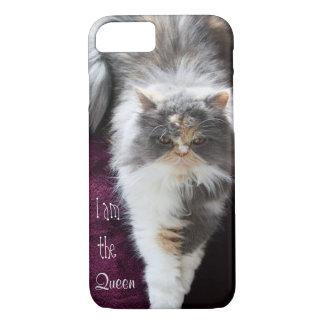 私は女王- Iphoneの場合です iPhone 8/7ケース