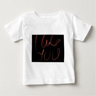 私は好みます ベビーTシャツ
