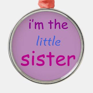 私は妹です メタルオーナメント