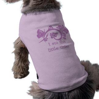 私は妹紫色ペット衣類です ペット服