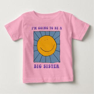 私は姉のTシャツであることを行っています ベビーTシャツ