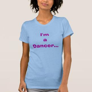 私は嫉妬深いダンサー…ですか。 Tシャツ