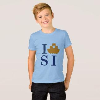 私は子供へスタテン島のTシャツを運びます Tシャツ