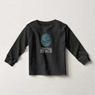 私は宇宙の子供のユニセックスなTシャツを必要とします トドラーTシャツ