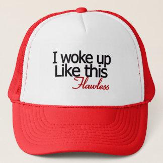 私は完全なこれのように目覚めました キャップ