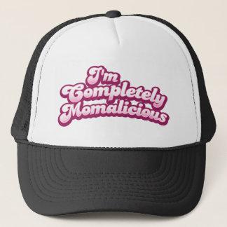私は完全にmomaliciousです! キャップ