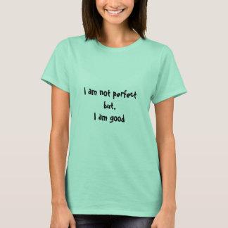 私は完全、女性のTシャツではないです Tシャツ