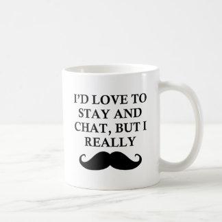私は実際に紛砕しなければなりません コーヒーマグカップ
