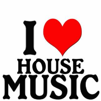 私は家音楽を愛します フォトスカルプチャー