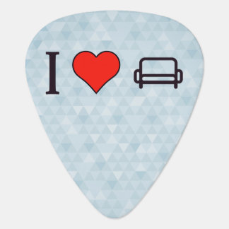私は居間のソファーを買うことを愛します ギターピック