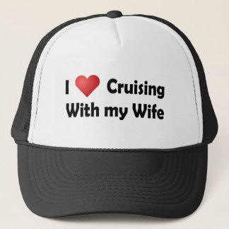 私は巡航することを愛します… 妻 キャップ