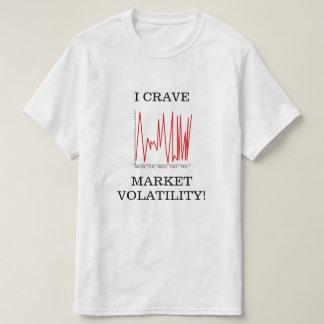 私は市場非持久性を懇願します! Tシャツ