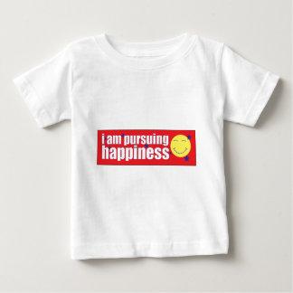 私は幸福を追求しています ベビーTシャツ