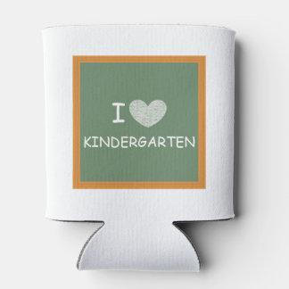 私は幼稚園を愛します 缶クーラー