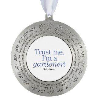 私は庭師です オーナメント