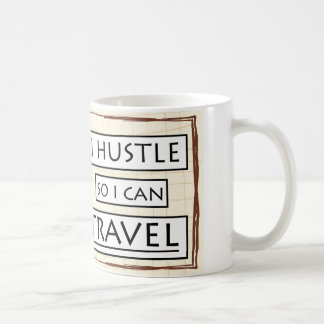 私は強います従って私は旅してもいいです コーヒーマグカップ