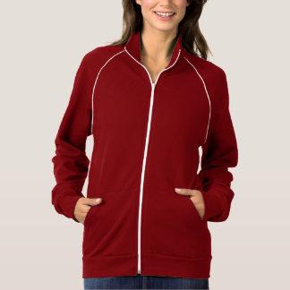 私は彼女が女性のフリーストラックジャケットであることを言います ジャケット