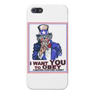 私は従ってほしいです! iPhone SE/5/5sケース