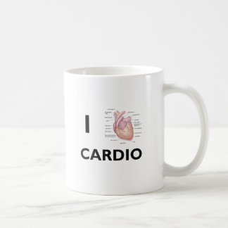 私は心臓を愛します コーヒーマグカップ