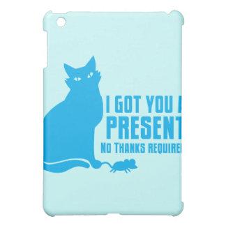 私は必要な現在の猫いいえ、結構です。得ました iPad MINI カバー