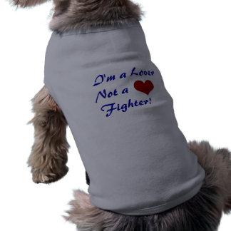 私は恋人ない戦闘機です! ペット服