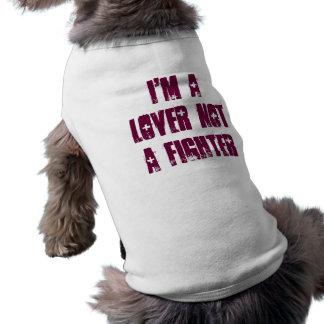 私は恋人ない戦闘機です ペット服