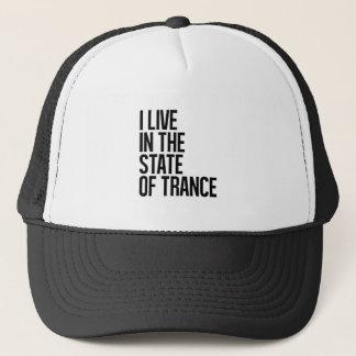 私は恍惚状態の州に住んでいます キャップ