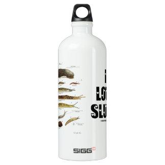 私は愛しますスラグ(博物学者/自然)を SIGG トラベラー 1.0L ウォーターボトル