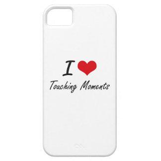 私は感動させる時を愛します iPhone SE/5/5s ケース