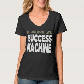 """""""私は成功機械""""ワイシャツです Tシャツ"""