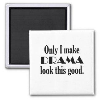 私は戯曲一見によい劇場のユーモアをします マグネット