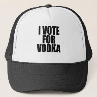 私は投票します キャップ