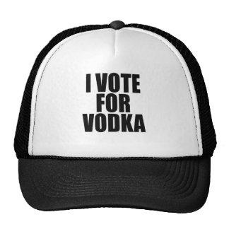 私は投票します トラッカーキャップ