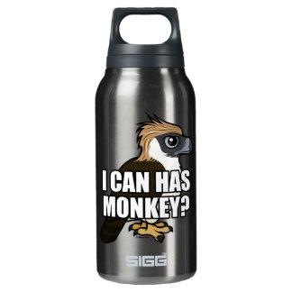 私は持っています猿をできますか。 断熱ウォーターボトル