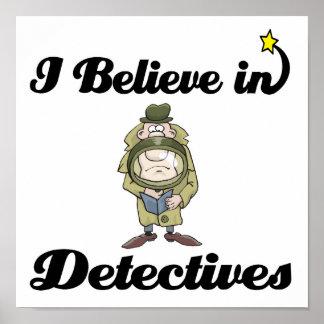 私は探偵で信じます ポスター
