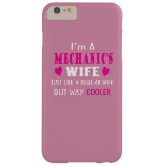 私は整備士の妻です BARELY THERE iPhone 6 PLUS ケース