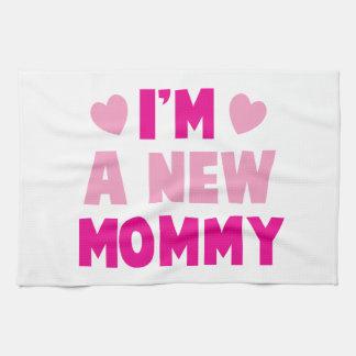 私は新しいお母さんです! キッチンタオル