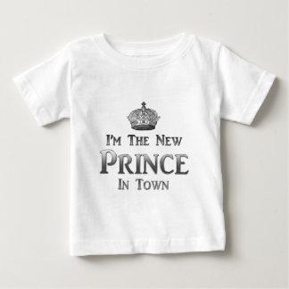 私は新しい王子ですTown ベビーTシャツ