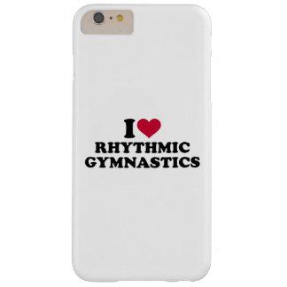私は新体操を愛します BARELY THERE iPhone 6 PLUS ケース